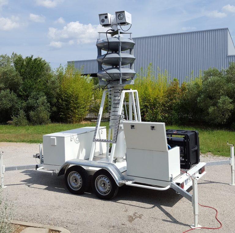 Mobile Surveilance Trailor 3