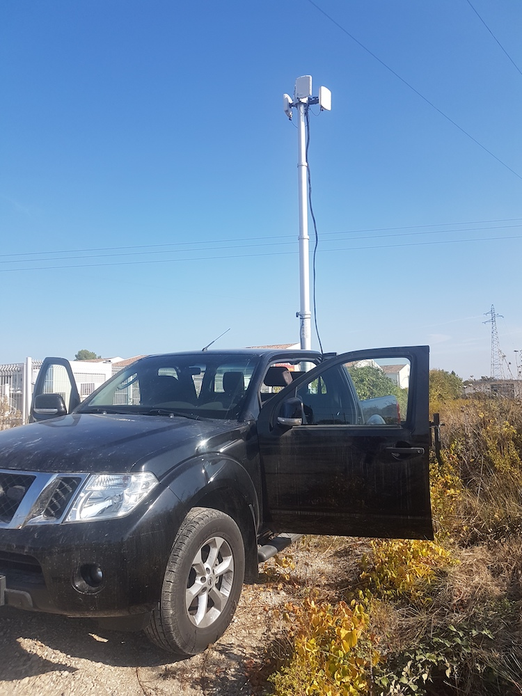 Mobile Surveillance Vehicle 2